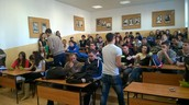 Meeting in the Schools