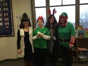 Santa's Elves!