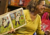 Author/Illustrator to visit Strawberry Hill