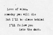 Death Cab For Cutie: I'll Follow You Into The Dark