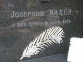 Josephine's grave
