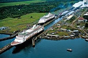 Have you ever heard of they Panama Canal ?