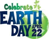 Earth Day Scavenger Hunt Online!