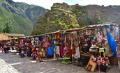 Los Vendedores en Cusco