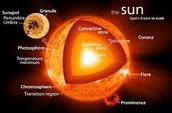 Sun's anatomy