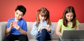 Children on multiple devices