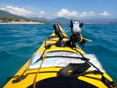 Marco Garbetta - Viaggiatore in Kayak
