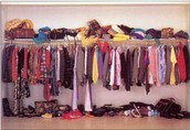 The Clothing Closet benefits families that have experienced hard ship