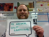 Mr. Wagner- #WHYITEACH