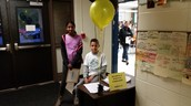 Students Volunteers demonstrate our Quality Curriculum!