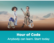 The Hour of Code is here! December 6-13, 2015