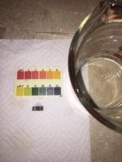 12. Liquid drain cleaner