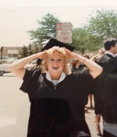 Texas Tech Graduation 1985