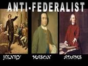 Anti-Federalists.