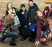 FUN poses for everyone
