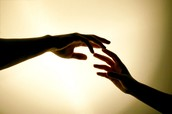 Reach out to others!