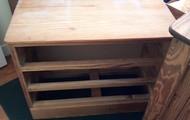 One Three-Drawer Dresser
