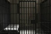 Sam's prison cell