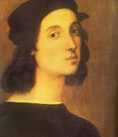 Portrait of the artist, Raphael