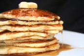 The Classic: Pancakes