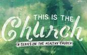 New sermon series begins this Sunday!