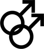 A classic gay symbol