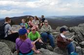 Hawk Mountain Fall Outing