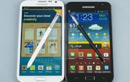 Galaxy Note (White or Black) for $260