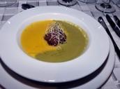 La Sopa De Calabaza