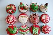 Deliciosos cupcakes de vainilla !