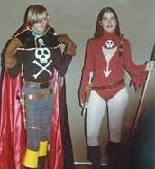 Karen Schnaubelt may have worn the first anime costume in the U.S.