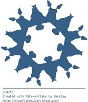 Colt's snowflake