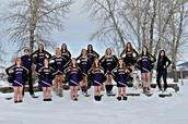 Varsity Winter Cheerleaders