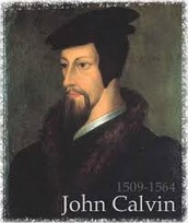 Who is John Calvin?