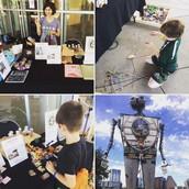 SGCS at Maker Faire Austin