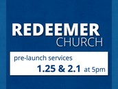 Join us for Worship as we Prepare to Launch