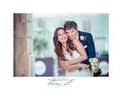 April & I got married