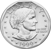 The Susan B. Anthony Dollar Coin