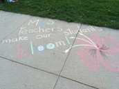 Teacher appreacation week