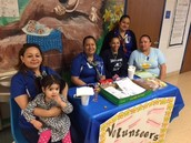 Our Parent Volunteers!