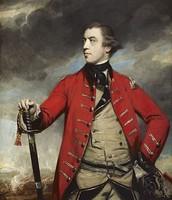 Portrait of General John Burgoyne