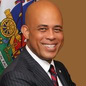 President: Michel Martelly