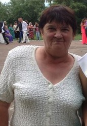Це моя бабуся Валентина