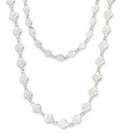 Devon Layering Necklace - Silver