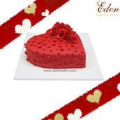 Dale's Eden Valentine's Special Cakes