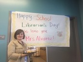 School Librarian's Day