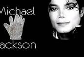 his glove (: