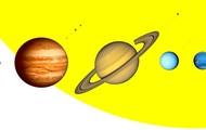 Uranus is next to Saturn.