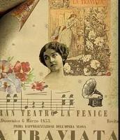 La Ópera La Traviata.