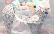 Welcome Baby Bassinet